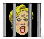 Hillary behind bars?!