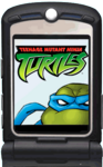 uclick mobile will offer a full line of Teenage Mutant Ninja Turtles mobile content that will include wallpapers, screensavers, games, video and mobile comic book readers.