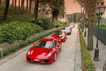Ferraris in Italy