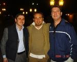"""""IFA General Manager, Lorenzo Marzoli (center) and IFA International Project Manager, Claudio Casella (left)  with EduKick President, Corey Zimmerman"""""