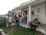 FlyAway Team Working Together to Help New Orleans