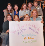 Mother/Daughter Spirited Woman Workshop at the Black Box Theater