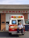 EMG CEO Mike Kalinsky On Duty at Harleysville Area EMS Station 344