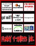 Funny T-Shirts Design Samples
