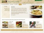 Olive Garden's Recipe Box: View this feature of the newly redesigned Web site at www.olivegarden.com/recipes