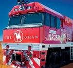 Legendary Ghan Train