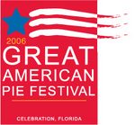 Great American Pie Festival Logo