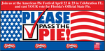 Pass the Pie Campaign