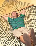 Poly Cord Hammock from Outback Chair