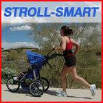 Stroll-Smart Hands Free Adaptor