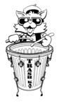 Trash Kat Logo