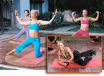 Tracey Mallett: Fitness Expert - Pilates, Pregnancy, Yoga, Kick Boxing  Videos and DVDs