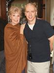 Betsy Palmer and Director Bryan Norton