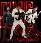 Chris MacDonald Memories of Elvis in Concert