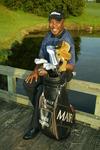 Professional Golf Newest Phenomenon, Vern Burns