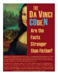 """The Da Vinci Con: Are Facts Stranger than Fiction"" Full Poster"