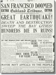The Oakland Tribune from April 18, 1906 can be found in EarthquakeArchive.com