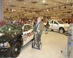 The Segway is being utilized by many governmental agencies, including the NYPD.