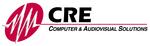 CRE - Computer & AV Solutions (www.ComputerRentals.com) Logo