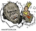 Vince Palko - The GO-Rilla Marketing Cartoon King