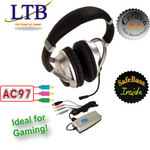LTB AC97 Gamer's 5.1 Headphones