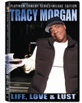 "Tracy Morgan New DVD ""Life, Love & Lust"""