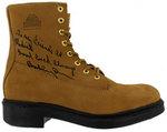 Signed Bobby Orr Kodiak Boot