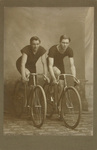Duesenberg Brothers Bicycle Racers
