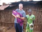 Cosmic Volunteers' Staff Visits Masaai Tribe in Kenya