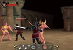 Fight in the Dungeon