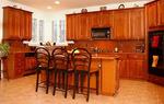 Custom Countertop Kitchen Model