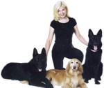 Margaret Svete and Dogs