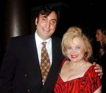 Elvis Girlfriend/Singer Carol Connors with John Krondes
