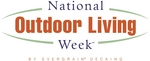 National Outdoor Living Week logo