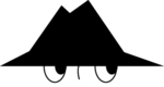 Logo of Mystery Scene Magazine (tm)