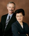 Drs. Joe Artiss and Cathy Jen