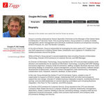 Doug McCready's Online Professional Profile, created for free at Ziggs.com