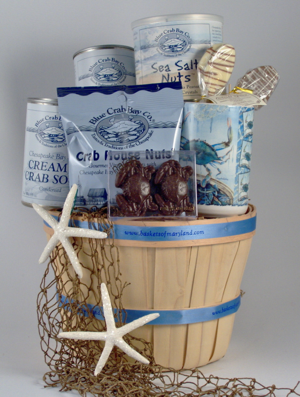 Maryland Themed Gift Baskets Offer Unique Gift Ideas for Mother's Day