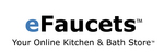eFaucets.com Logo