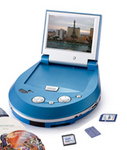 eMotion Personal DVD & Media Player