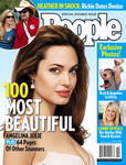 "People Magazine's ""100 Most Beautiful"" cover"
