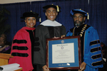 Dr. Leah Fitchue,Dr. Farrah Gray,Dr. Charles Young
