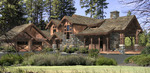 """The """"Eagle's Nest"""", a new design by PrecisionCraft's award winning architectural firm, Mountain Architects, Inc."""