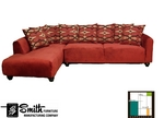 Sojurn Sectional by Smith Furniture Manufacturing