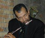 Eric Daniel on Flute