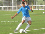 EduKick Italy Soccer School - Davide Somma finnishes a great season of pro soccer in Italy