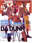 NBA Inside Stuff Special Collector's Edition Dunkadelic Issue