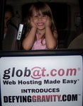 Grace with Globat Logo