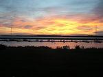 Sunrise on Harbor