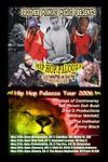 Hip Hop Palooza Flyer